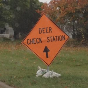 In the Field: Deer Check in DMU 333 - Michigan United Conservation Clubs
