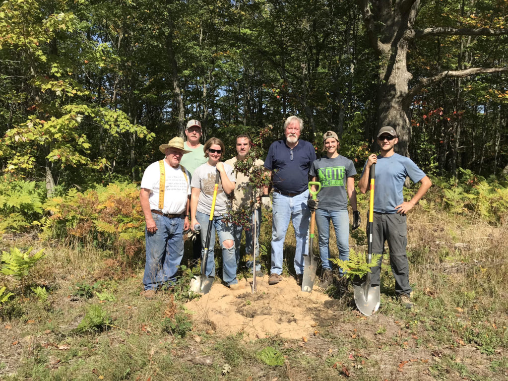 MUCC'S OTG PROGRAM PARTNERS WITH DNR, NWTF AND CAMP GRAYLING