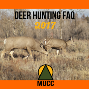 Deer Hunting FAQ 2017 Michigan