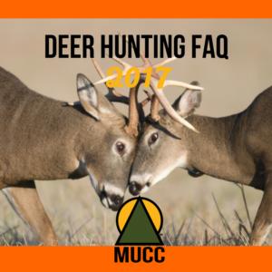 Deer Hunting FAQ Michigan