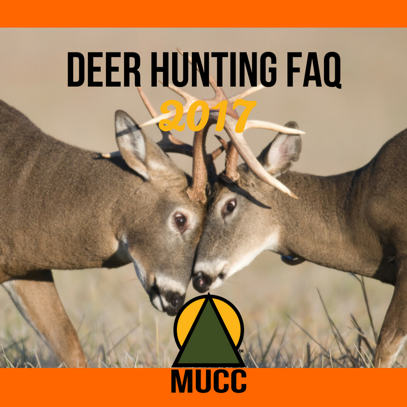 Deer Hunting FAQ Michigan