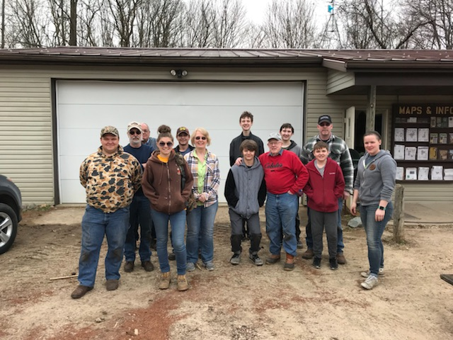 On the Ground: Earth Day (Weekend) Accomplishments - Michigan United